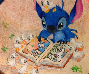 art, color, and disney image