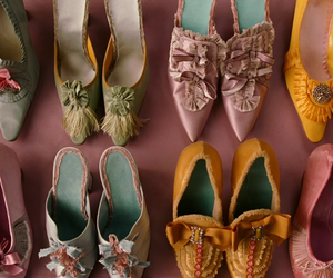 shoes and marie antoinette image