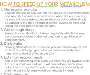 metabolism and tips image