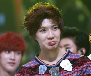adorable, kpop, and pout image