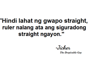 black and white, quotes, and tagalog quotes image