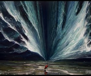 Moses, Red Sea, and the prince of egypt image