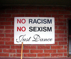 dance, racism, and sexism image