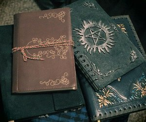 book and witch image