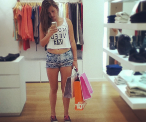 shopping, cute, and short image