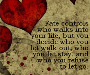 fate, quotes, and life image