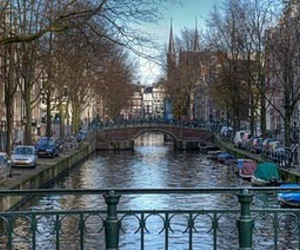 amsterdam, cold, and day image