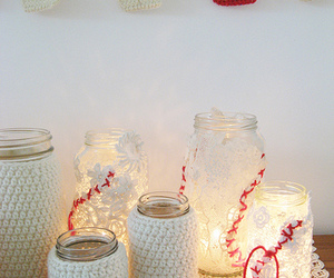 craft, crochet, and deco image