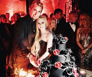 Avril Lavigne, sweet love, and cute image