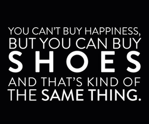 shoes, quote, and love image
