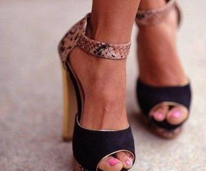 shoes, sweet, and woman image