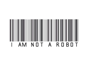 im, not, and robot image