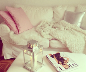 room, pink, and vogue image