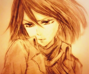 anime, aot, and snk image