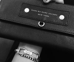 fashion, marc jacobs, and black image