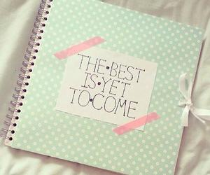 Best, notebook, and rosy image