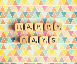 happy, days, and life image
