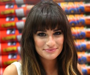 help, lea michele, and strong image