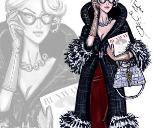 hayden williams, the devil wears prada, and miranda priestly image