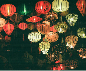 lanterns, photography, and pretty image