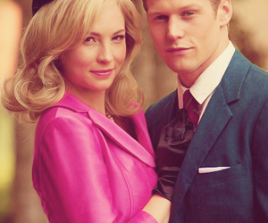 Zach Roerig and candice accola image