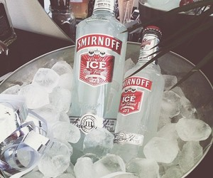 smirnoff, ice, and party image