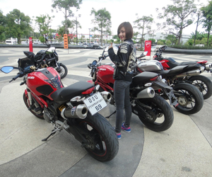ducati and monster image