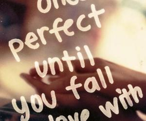 fun, perfect, and quote image