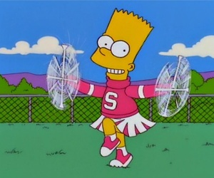 simpsons, bart, and the simpsons image
