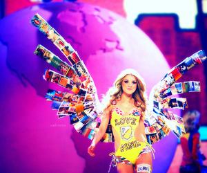 model, Victoria's Secret, and Jessica Stam image