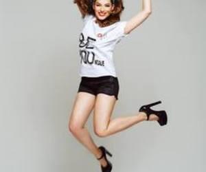 cool, girl, and heels image