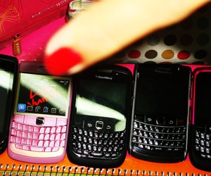 blackberry, Louis Vuitton, and blackberry curve image