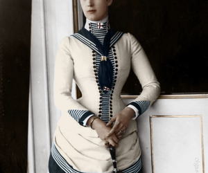 19th century, corset, and dress image