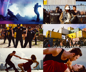 dance, movie, and music image