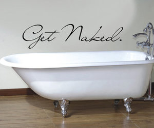 bathroom, funny, and naked image