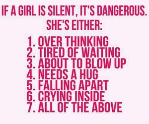 funny, so true, and girls image