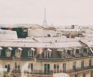 paris, vintage, and photography image