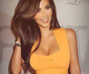beautiful, kim kardashian, and kardashian image