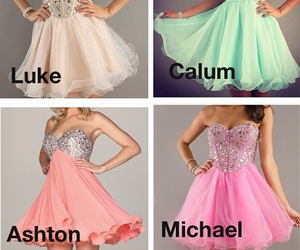 dress, Prom, and imagines image