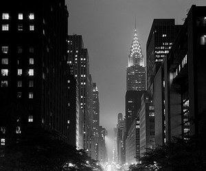 new york, city, and buildings image