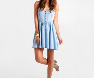 dress, fashion, and ripcurl image