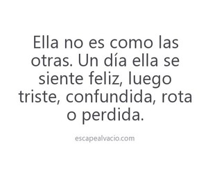 frases, triste, and happy image