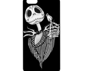day of the dead, Halloween, and jack skellington image