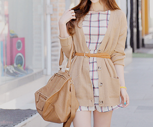 girl, style, and cute image