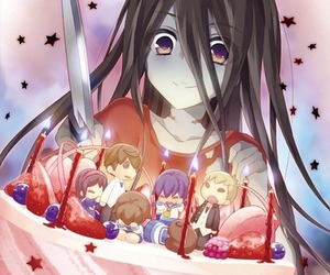 anime, corpse party, and sachiko image