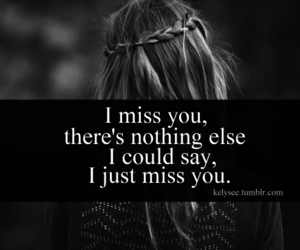 miss, quote, and you image