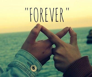 forever, infinity, and friends image