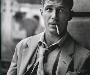 tom hardy, sexy, and black and white image
