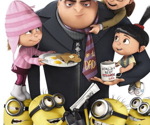 despicable me and movie image