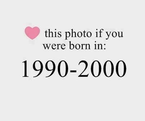 heart, born, and 2000 image